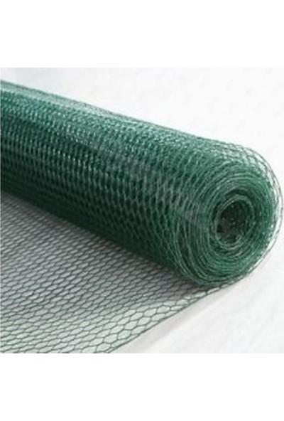 Ezgi Yeşil Puntalı Kümes Teli 25 mm 120 cm 20 m