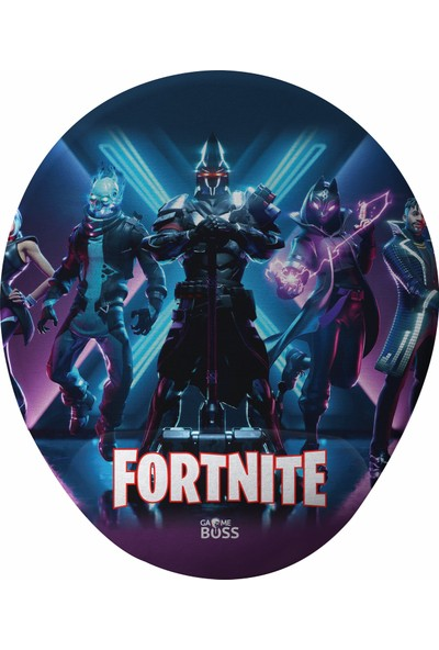 Gameboss Monster Fortnite Bilek Destekli Tasarım Mouse Pad