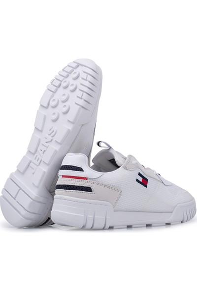 Tommy Hilfiger Erkek Ayakkabı Em0Em00398 Ybs