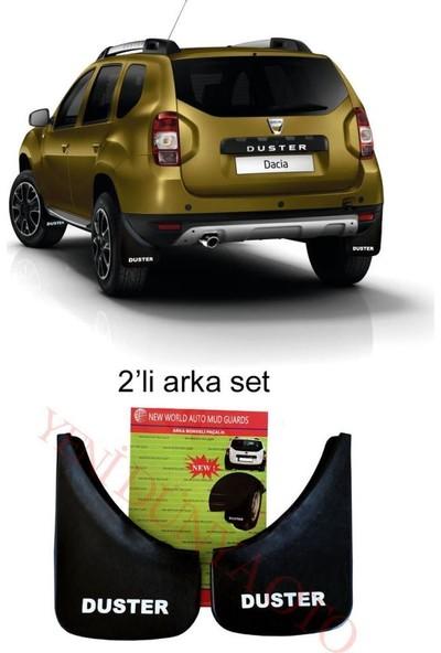 Yeni Dünya Dacia Duster 2009-2017 2'li Paçalık Çamurluk Tozluk DAC1UZ009