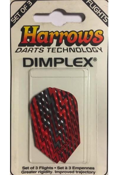 Harrows Dimplex Slim Dart Flight - 66