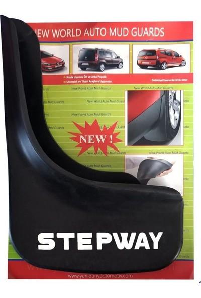 Yeni Dünya Dacia Sandero Stepway 2'li Paçalık Çamurluk Tozluk DAC1UZ008
