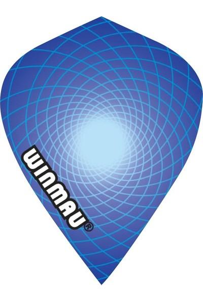 Winmau Kite Poly 6400.104 Dart Flight