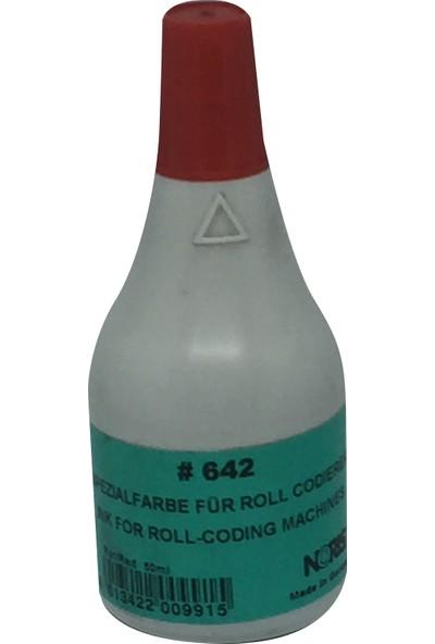 Norıs 642 50 cc Kırmızı Mürekkep