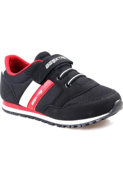 Kinetix Payof Mesh Bjk Lisanslı Erkek Çocuk Günlük Spor Ayakkabı