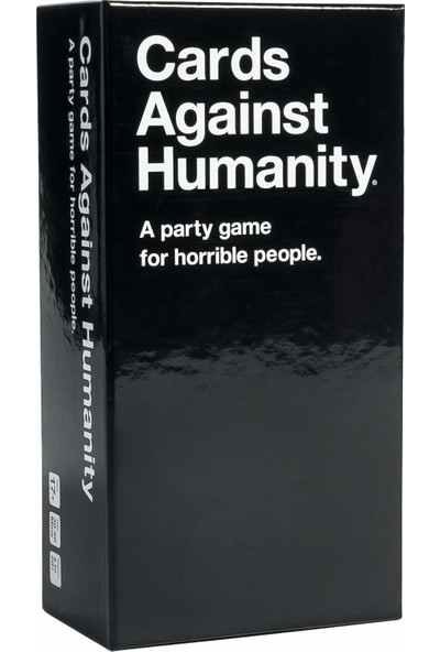 Cards Against Humanity Ana Oyun