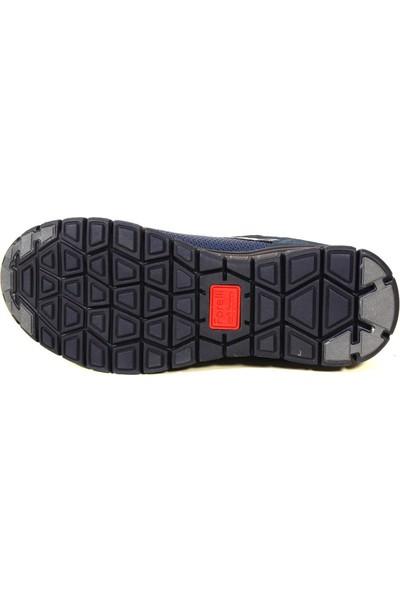 Forelli 45823 Erkek Mavi Spor Ayakkabı