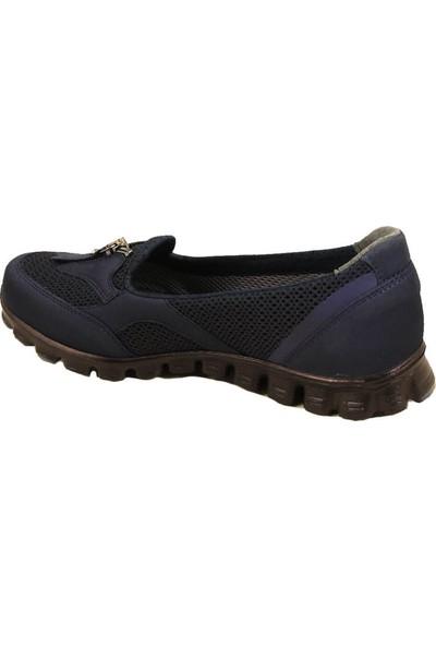 Forelli 60040 Kadın Lacivert Spor Ayakkabı