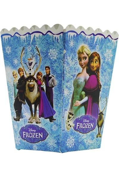 Crv Frozen Baskılı Mısır Kutusu 10 Adet