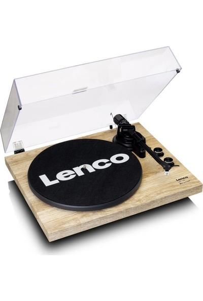 Lenco LBT-188 Pı Retro Ahşap Bluetoothlu Pikap Plak Çalar