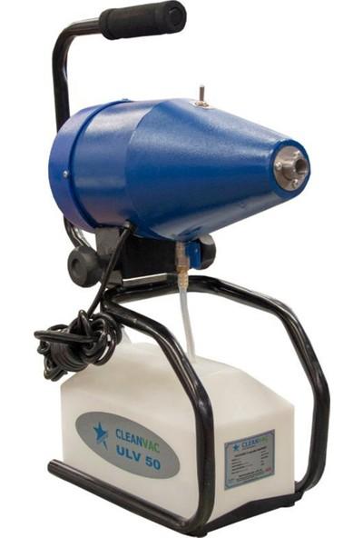 Cleanvac Ulv-50 Profesyonel Dezenfektan Makinası