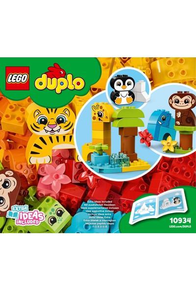LEGO Duplo 10934 Creative Animals