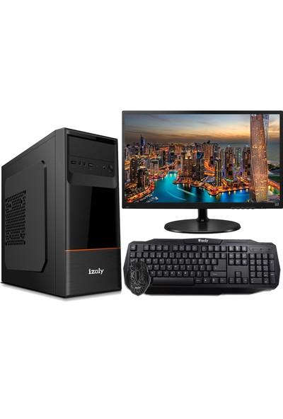"""İzoly M189 İ5-540m 3.07Ghz 8GB 320GB 20"""" Masaüstü Bilgisayar"""
