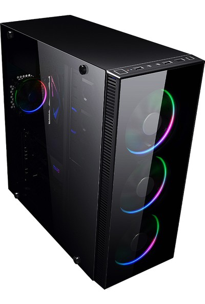 İzoly N12 İ5-3470 3.60GHz 8GB 240SSD 500GB RX 550 4GB DDR5 Masaüstü Bilgisayar