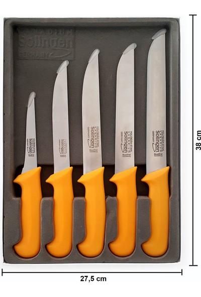 Solingen Alman 5'li Bıçak Seti
