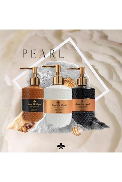 Savon De Royal Luxury Vegan Pearl Sıvı Sabun Karma Paket 3 x 500 ml