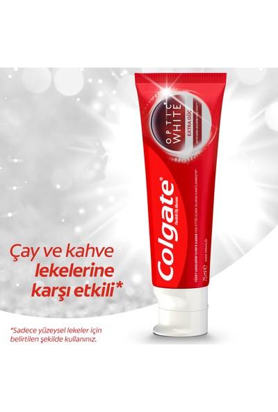 Colgate Optik Beyaz Extra Güç Beyazlatıcı Diş Macunu 75 ml