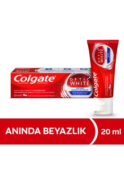 Colgate Optic Beyaz Anında Beyazlık Diş Macunu 20 ml