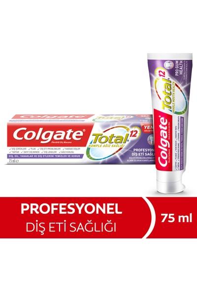 Colgate Total Profosyonel Diş Eti Sağlığı Diş Macunu 75 ml