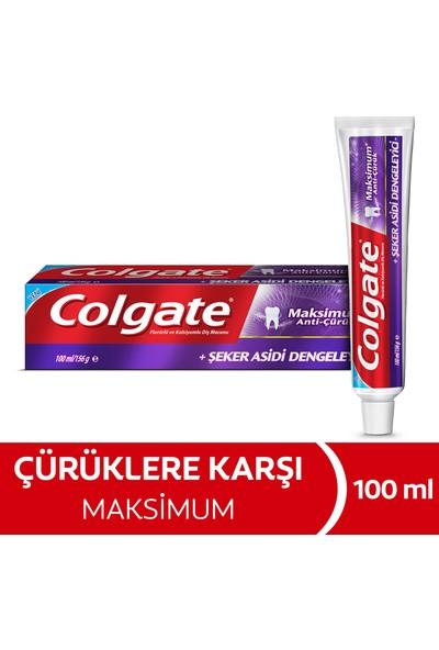 Colgate Maksimum Anti Çürük Diş Macunu 100 ml