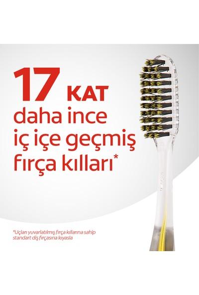 Colgate Mikro Ince Gelişmiş Gold Diş Fırçası Extra Yumuşak 1+1