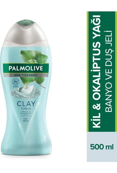 Palmolive Spa Therapy Clay Tonus Kil Duş Jeli 500 ml