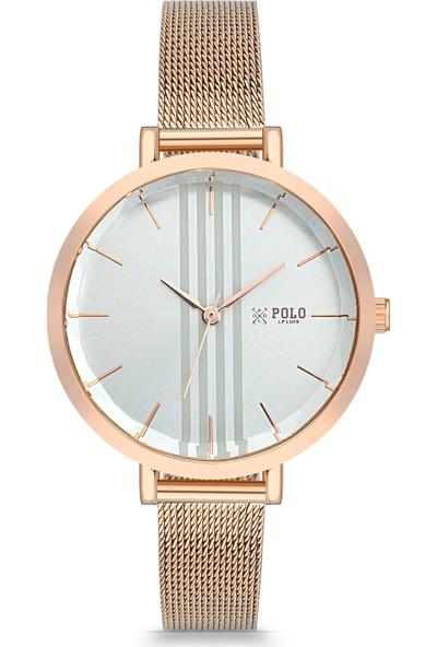 Luis Polo P1181H-BH-02 Kadın Kol Saati