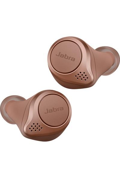 Jabra Elite Active 75T Kulakiçi Kablosuz Bluetooth Kulaklık Koyu Kahverengi