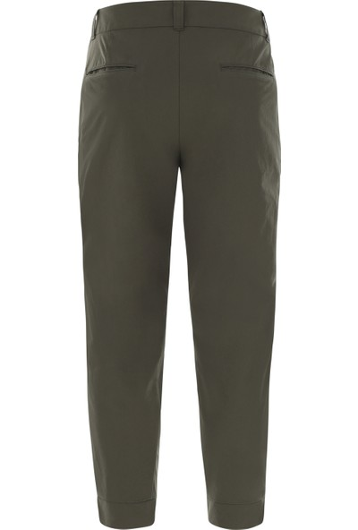 The North Face Inlux Cropped Kadın Outdoor Pantolon New Taupe Green