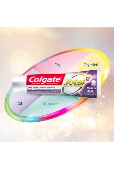 Colgate Total Profesyonel Diş Eti Sağlığı Diş Macunu 75 ml x 2 Adet