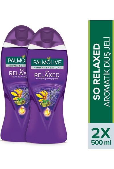 Palmolive Aroma Sensations So Relaxed Duş Jeli 500 ml x 2 Adet