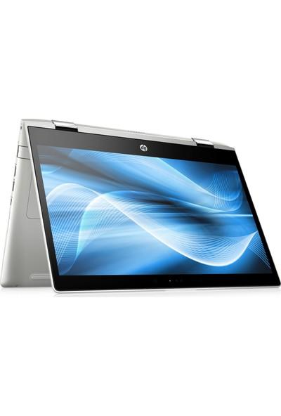 "HP ProBook X360 440 G1 Intel Core i7 8550U 8GB 512GB SSD Freedos 14"" FHD İkisi Bir Arada Notebook 10R53EA"