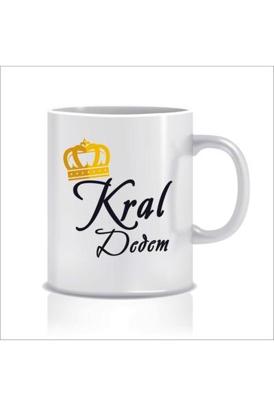 Özmur Concept Kral Dedem Tasarım Kupa Bardak