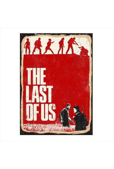 Tablomega The Last Of Us Tasarım Mdf Tablo