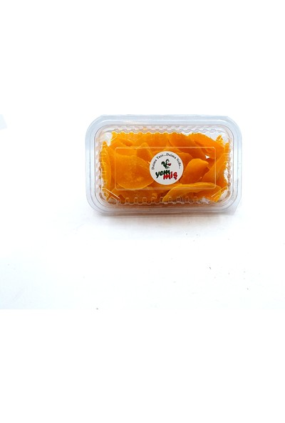Yemmiş Mango Kurusu 1000 gr Kuruyemiş