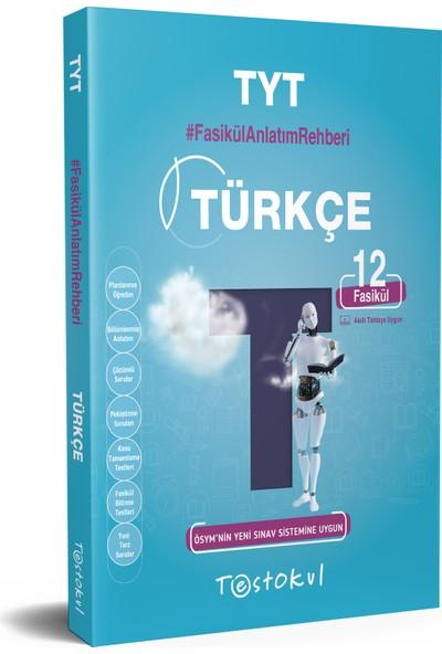 Test Okul Yayınları TYT Türkçe Fasikül Anlatım Rehberi
