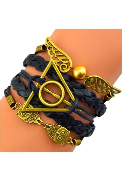 VipBT Kurgusal Karakter Harry Potter Cosplay Bileklik