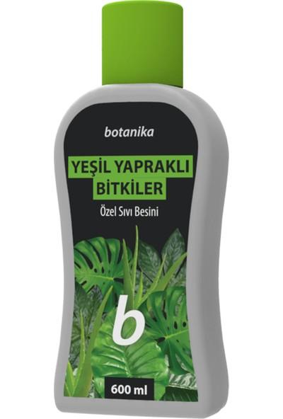 Botanika 5035 - 3'lü Sıvı Besin - Sardunya - Yeşil Bitkiler - Ultra Besleyici