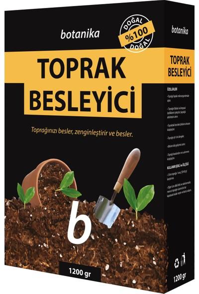 Botanika 5350 %100 Doğal Granül Toprak Besleyici 1200 GR.