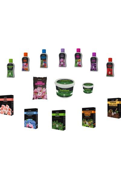 Botanika 5330 KBS (Botanika 5330 Bahçe İçin Genel Kullanım Granül Katı Besin 1200 GR. + Gardener 10481 Bahçe El Küreği)