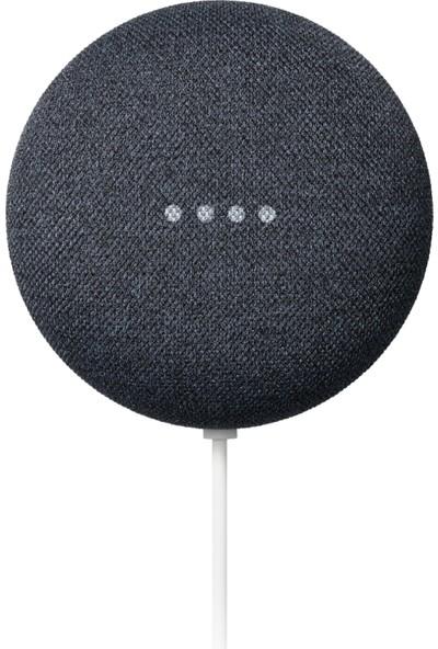 Google Nest Mini 2.nesil Akıllı Ev Asistanı Hoparlör Alexa Uyumlu