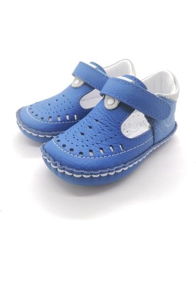 Arulens Anatomik - Ortapedik Deri Makosen Çocuk Ayakkabı