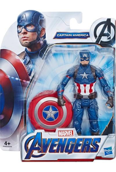 Hasbro Marvel Avengers: Endgame Captain America Figür