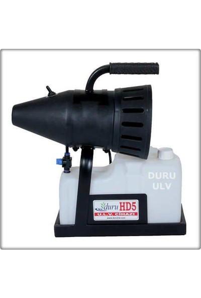 Laçes House Duru Hd 5 El Tipi ve Portatif Ulv Sisleme Makinası 001