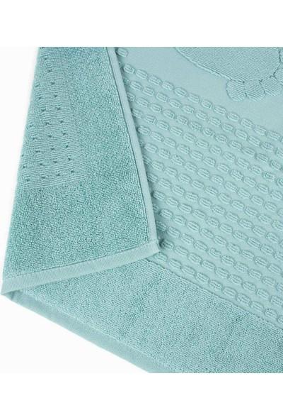 Arya Home Winter Soft Paspas 50X70 Aqua