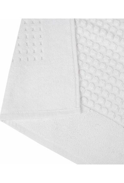 Arya Home Winter Soft Paspas 50X70 Beyaz