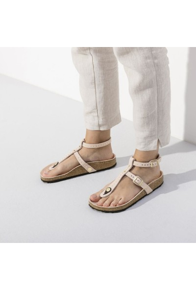 Birkenstock 1015970 Marilla Injected Rivets Light Rose Kadın Sandalet
