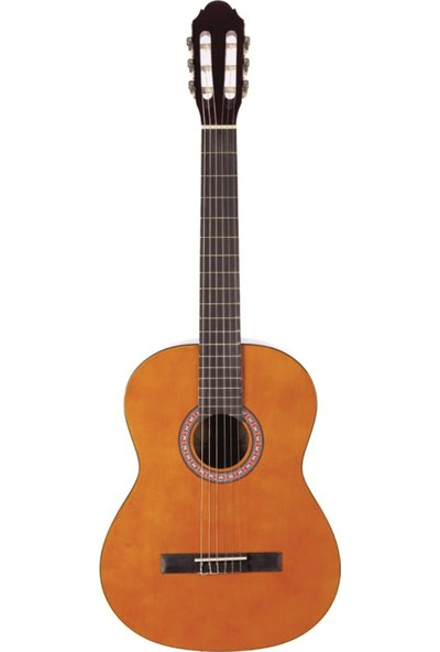 Madrıd MCG-130YW Tam Boy Klasik Gitar Naturel (Sap Ayarlı)