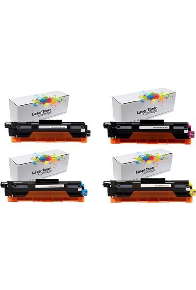 Proprint Brother TN-277-273 MFC-L3740CDN-MFC-L3750CDW Muadil Toner Seti 2300 Sayfa Renkli