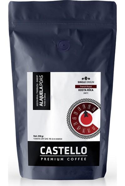 Castello Alajuela POAS AeroPress Kahve 250 gr